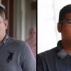 Dua Lelaki Buat Gempar Bergaduh Tepi Tol Kena Hukum