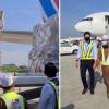 Ebit Lew Hantar Sumbangan Ke Sabah Guna Kapal Terbang Kargo