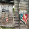 Lukis Rumah Batu Jadi Rumah Kayu -Hasil Tangan Pemuda Ini Curi Perhatian Ramai