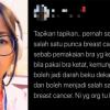 """""""Tolonglah Baca Abang Oi"""" - Dr Amalina Tegur Netizen Terlebih Pandai Bab Kanser Payudara"""
