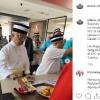 Apa Perasaan Pekerja KFC Bila Yang di-Pertuan Agong Beratur Pesan Makanan?