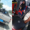 Kerja 2 Bulan Majikan Bayar Gaji RM5 Je, Terpaksa Tolak Motor 6 Jam Balik Kampung