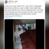 Rider Dikompaun Lepak 'Makan Roti' Di Parkir