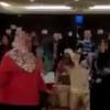 Tak Pakai Topeng Muka, Beramai-Ramai Menari Sakan Dalam Hotel