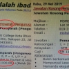 Kerja Adalah Ibadah, Gaji Pensyarah Di Kelantan Hanya RM1100?