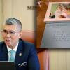Tak Boleh Bersama Keluarga Walau Di Rumah, Tengku Zafrul Sebak Anak Kirim Surat
