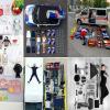"""""""Lucu Dan Kreatif"""" -Demam Cabaran Tetris Di Malaysia - Tentera Dan Posmen Pun Ada"""