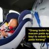"""""""Suara Ayah Dia Meraung Sampai Tingkat 3 Dengar"""" - Staff  Gesa Henti Kutuk Bapa Bayi"""