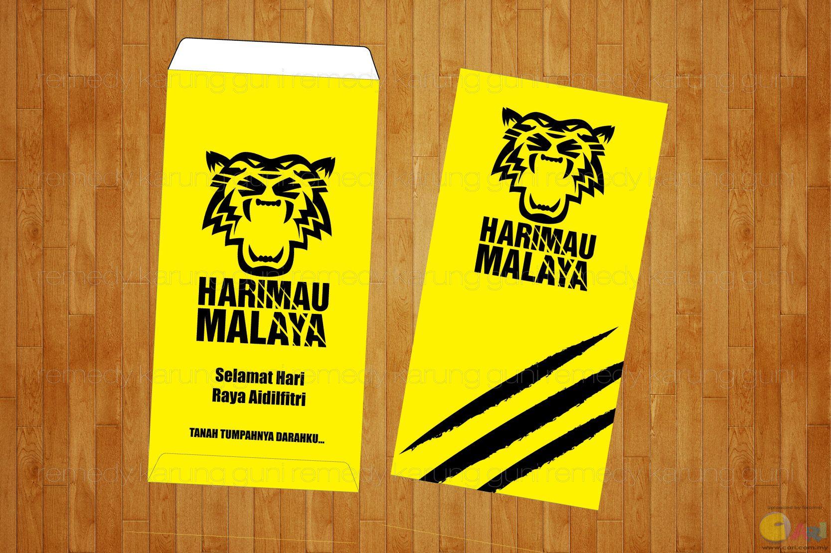 Sampul Duit Raya Harimau Malaya Edisi 2012 Jualbeli Shop Online