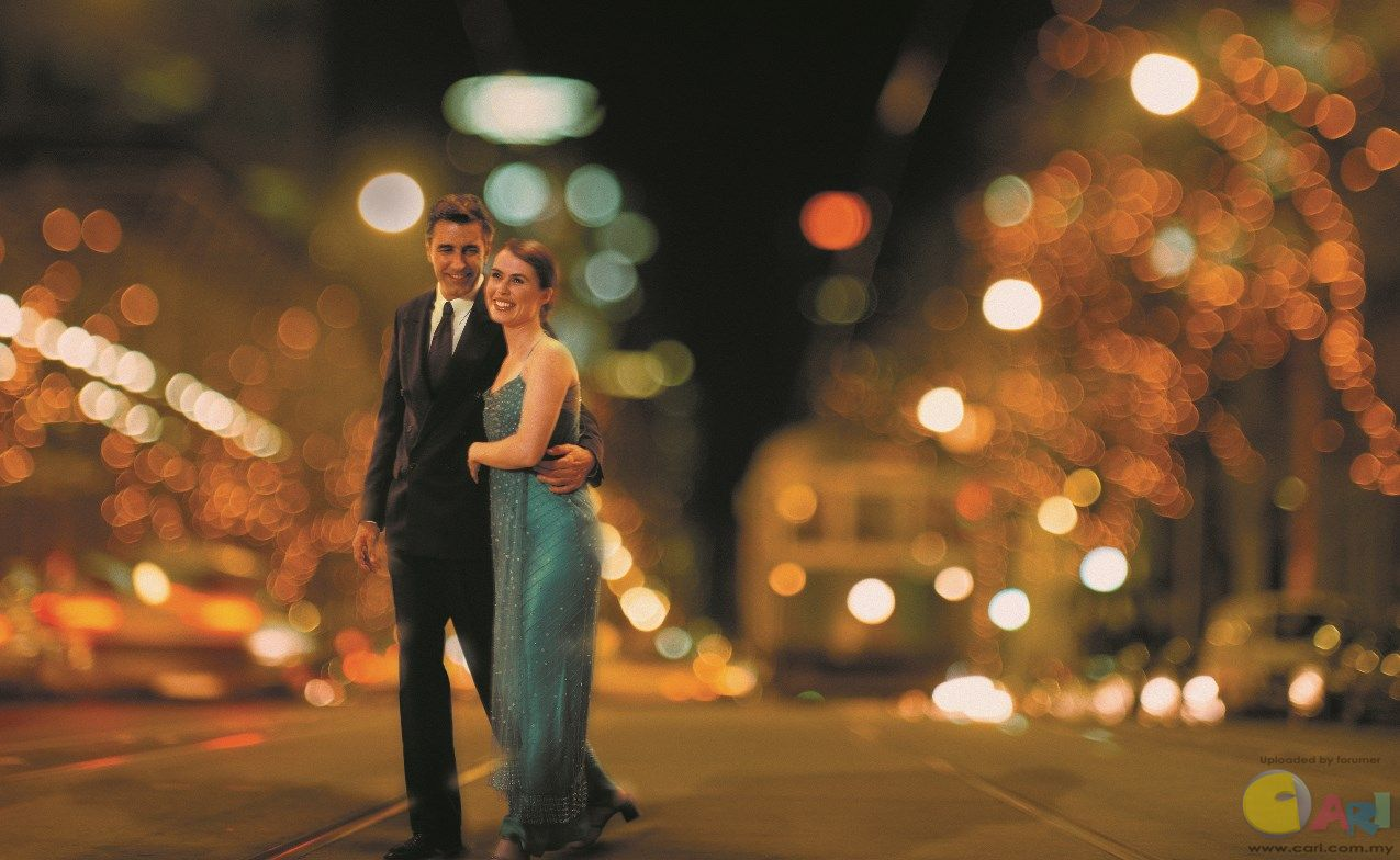 TV - Couples on Collins Street at Night.jpg