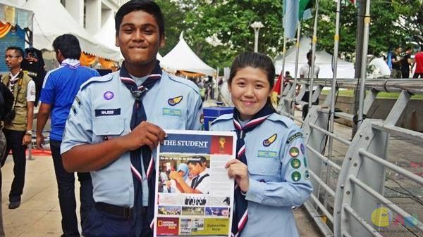 Kids participating at #FBP event promotion