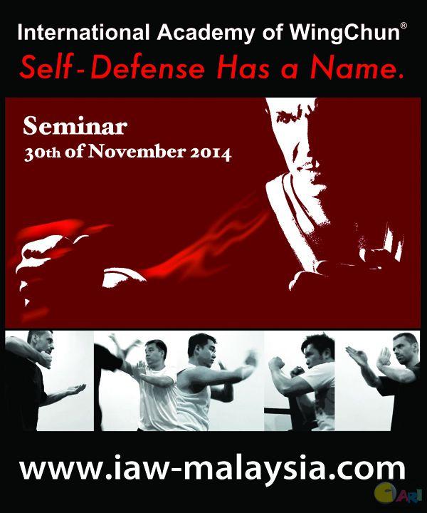 30 Nov 2014 IAW Seminar & Exam