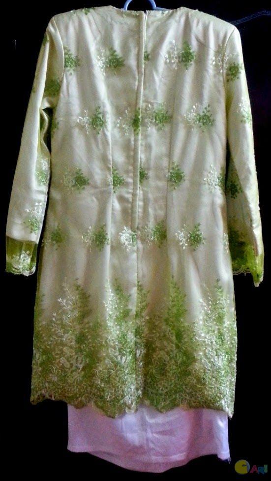 Baju Kurung Moden Full Lace