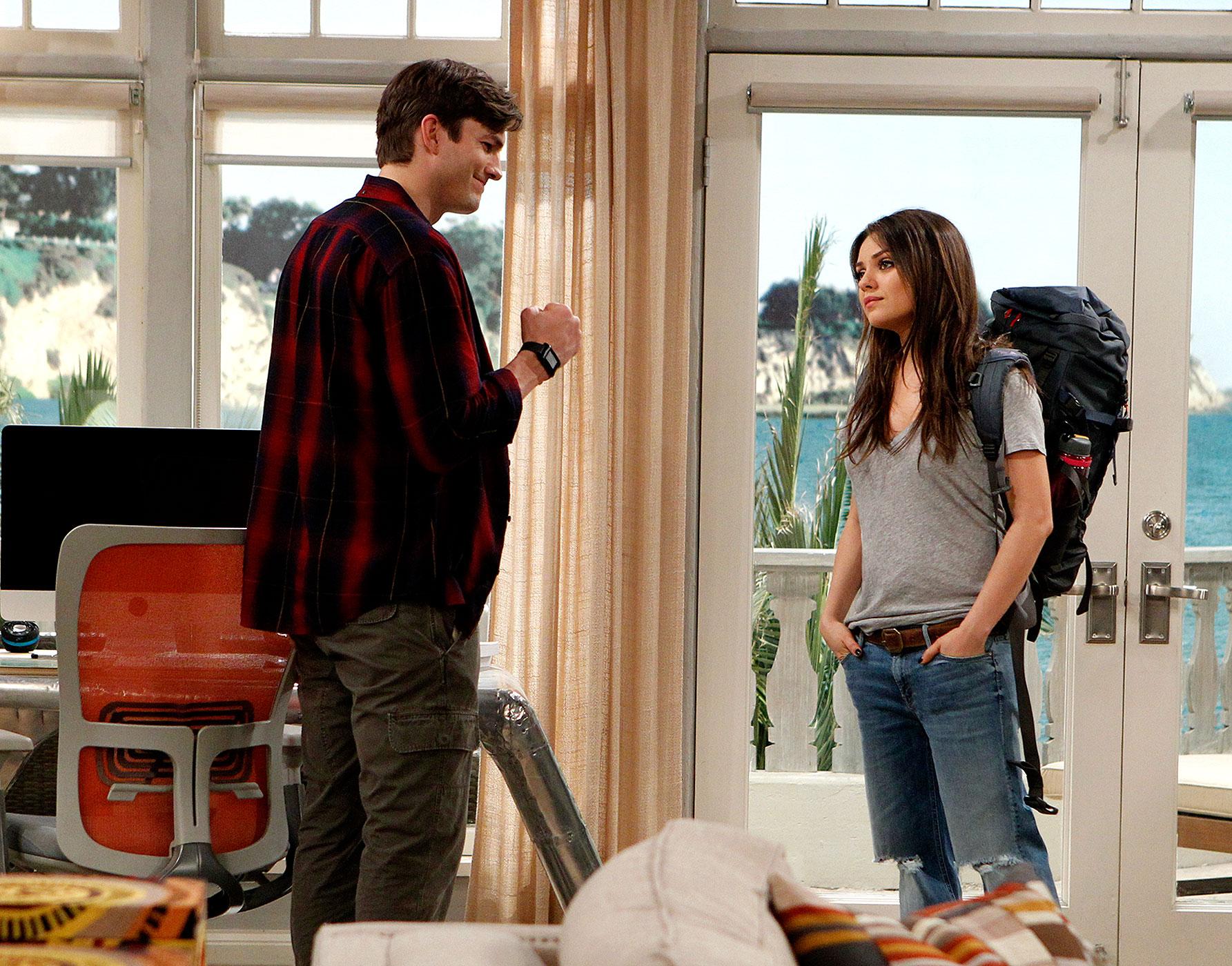 Mila Kunis dan Ashton Kutcher dikhabar bernikah?