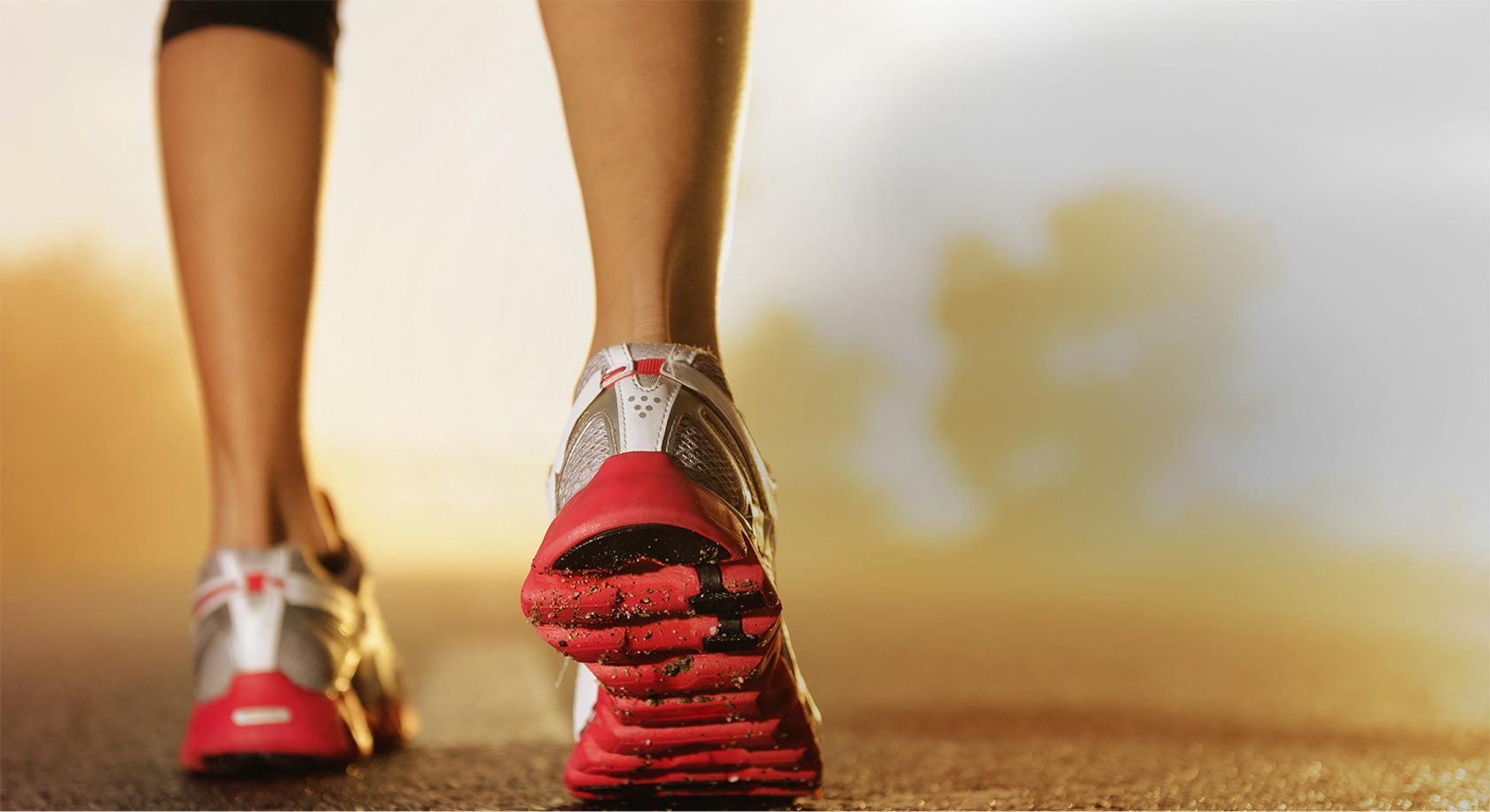 Jom 'Fit' Dengan Berjalan Laju