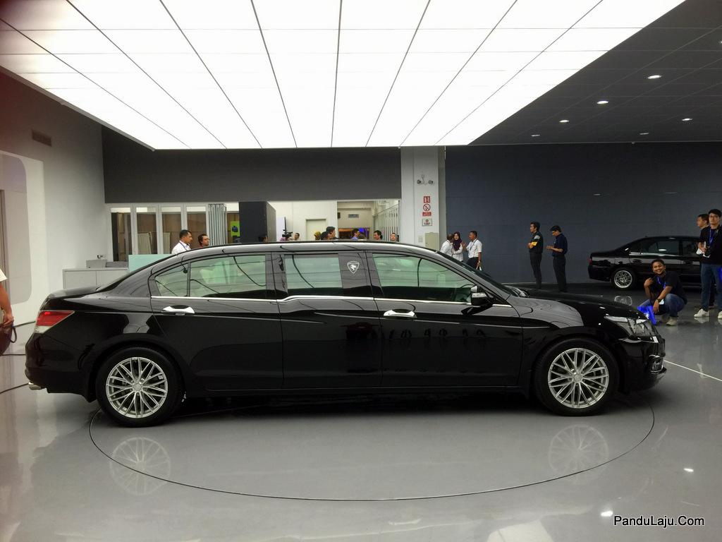 Proton Perdana Edisi Limousine – Hanya ada 5 Unit Di ...