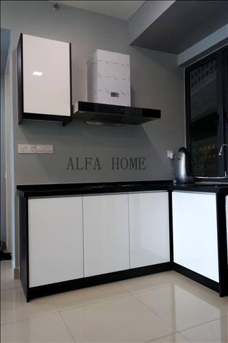 Kabinet Dapur dengan Almari Pakaian Design CARI Infonet
