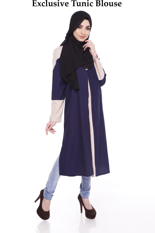 New Design 2016 Kurti Tunic Muslimah Design Blouse Top
