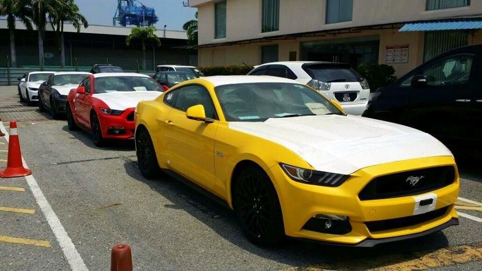 Ford Mustang Malaysia 2016_Pandulajudotcomdotmy (1).JPG