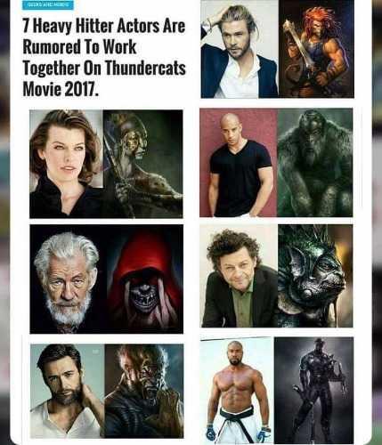 thundercats the movie 2018 filem amp wayang hiburan