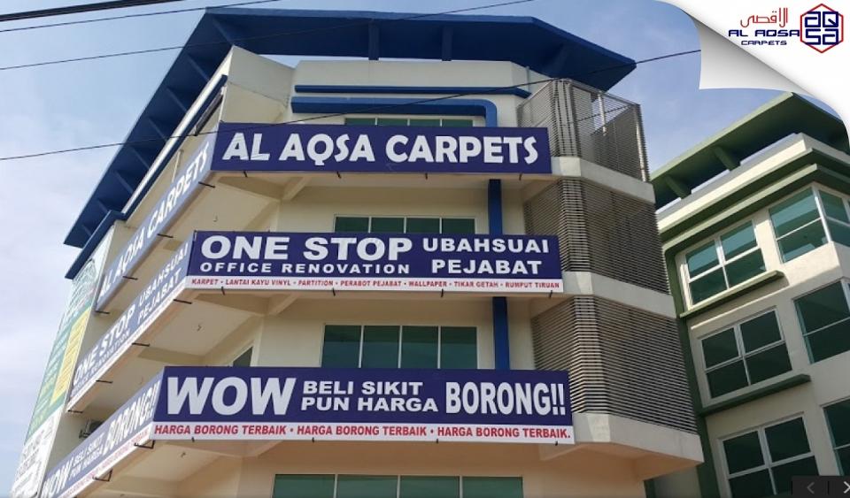Al Aqsa Carpets New Branch At D Kebun Cheap And Best