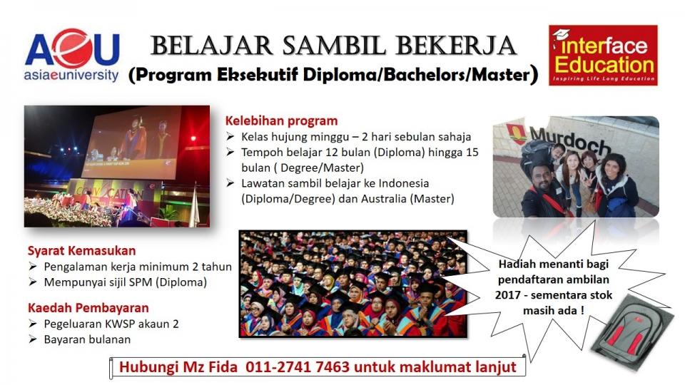 Executive Program AEU