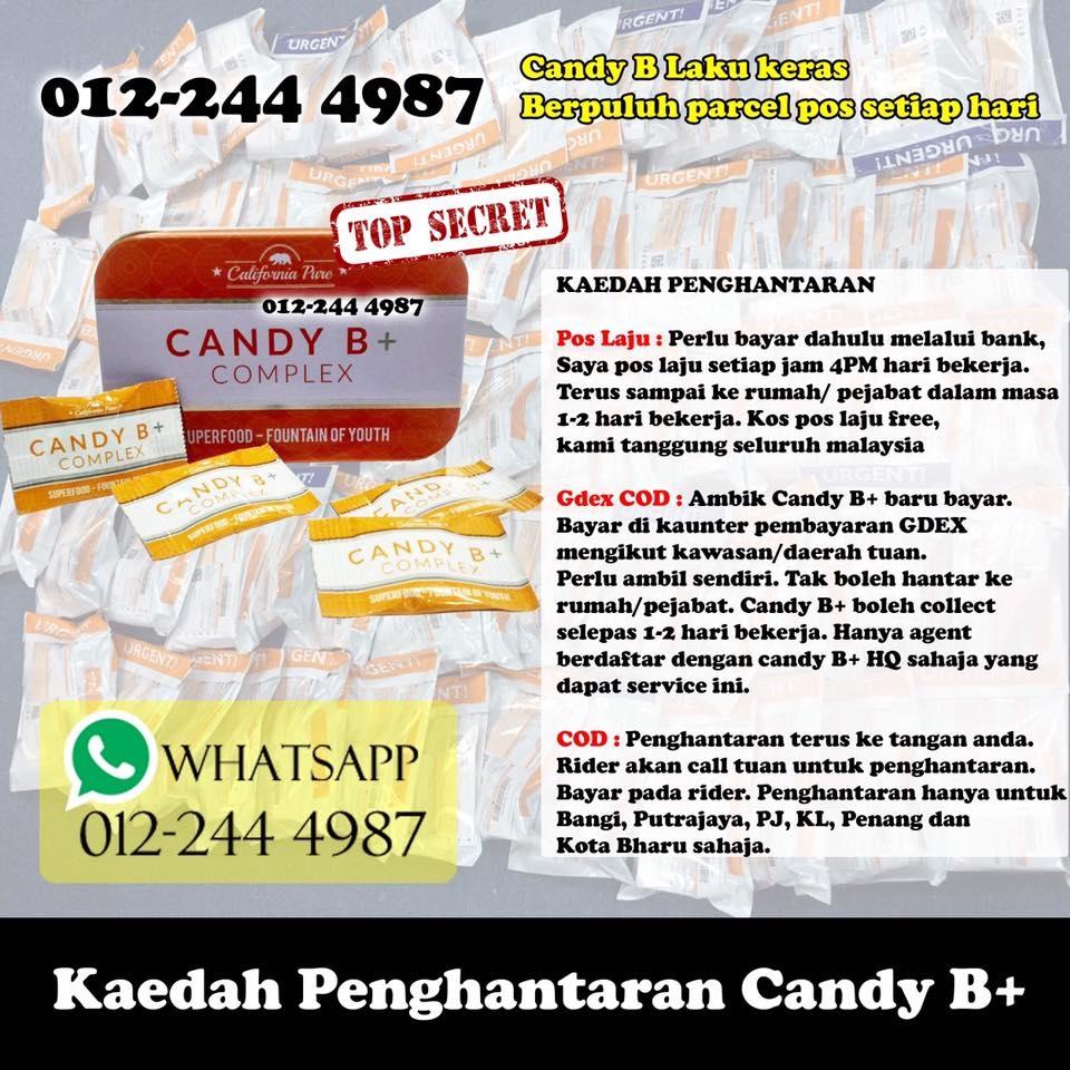 candy b complex original halal kkm jualbeli