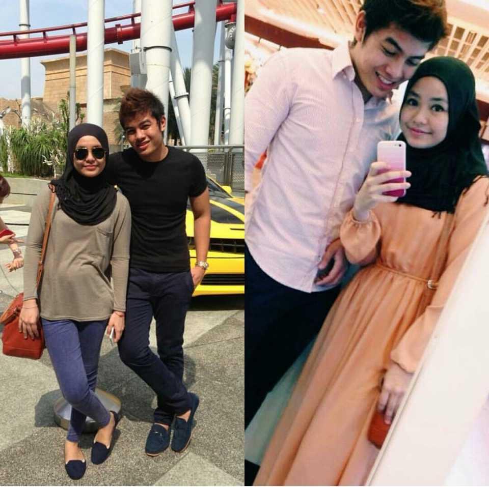 Instafamous Couple Syafiqah Aina Hafiz Mahamad Gosip