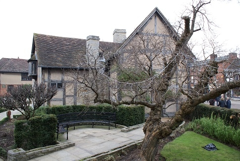 Shakespeare's Birthplace, England