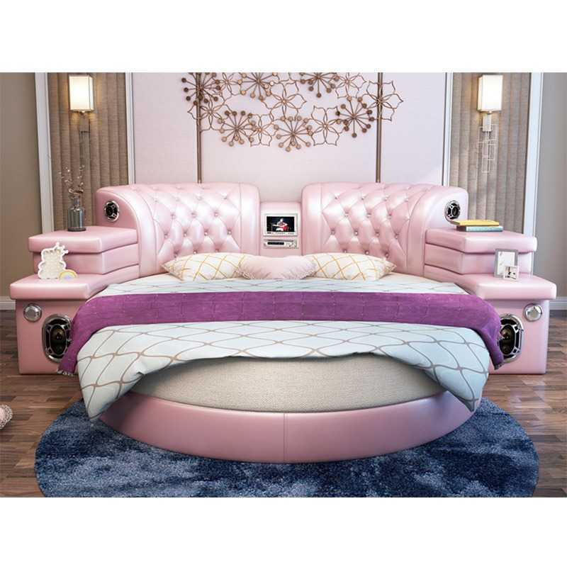 girls-bedroom-furniture-pink-big-round-leather-bed-cheap-round-beds-for-sale.jpg