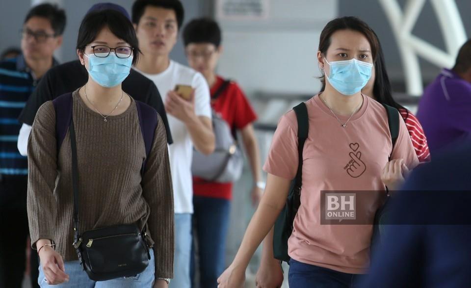 Jabatan Kesihatan Kelantan memperketatkan saringan di empat pintu masuk. - Foto NSTP
