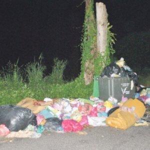 Limpahan sampah merimaskan (BERSIHKAN)