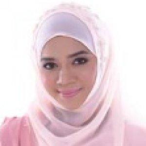 Diana Amir ketepikan malu demi Palestin