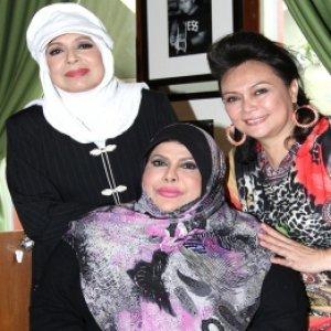 Uji Rashid teruskan Malam Amal bersama 3 Diva