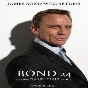 Bond 24 (2014??)