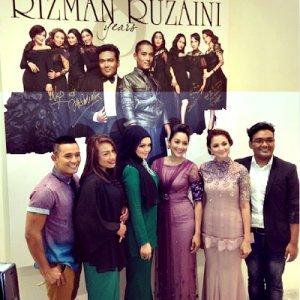 Ziana, Fazura, CT join Koleksi Raya RR.