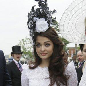 Aishwarya Rai's Royal Touch