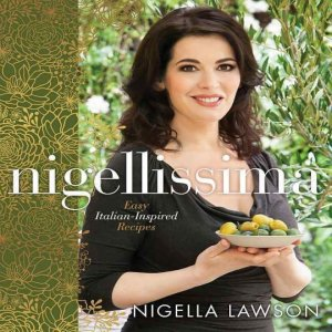Nigella Lawson, British TV chef, appears to be choked by husband
