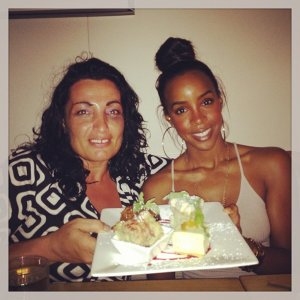Kelly Rowland Lost at Sea, Rescued After 12 Hours