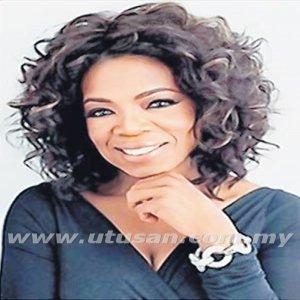 Oprah Winfrey Terima Anugerah Dr Usa Presiden