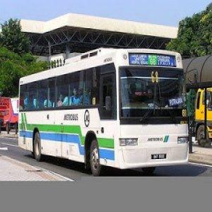72,316 Pemandu Pengangkutan Awam Gagal Bayar Saman