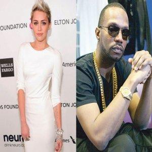 Miley Hamil Anak Juicy J?