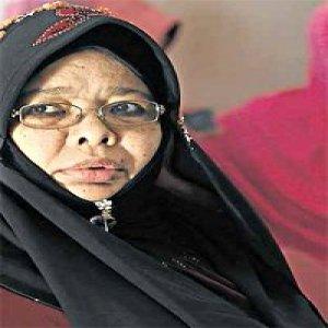 Hatijah Aam : 'Saya Taubat'