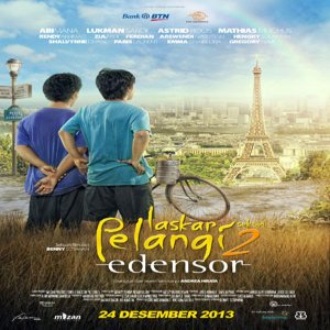 Edensor - Laskar Pelangi Sequel