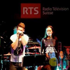 Maya Karin Menyanyi Di Switzerland