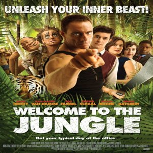 Van Damme - Welcome To The Jungle