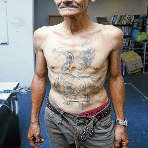 Azab Kena 104 Sebatan Dalam Penjara