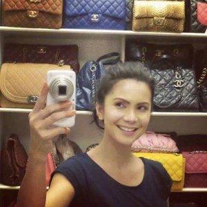 Koleksi Beg Tangan Berjenama Chanel Rozita Che Wan - Gosip ...