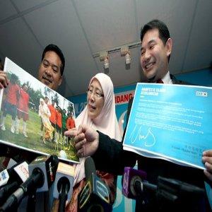 Rafizi Persoal Kaedah Pengurusan Sampah Di Selangor