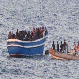 Pendatang Syria, Eritrea Antara Diselamatkan